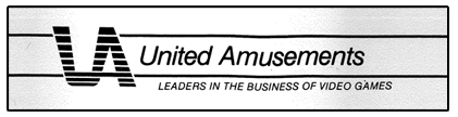 United Amusements (Los Angeles) Logo